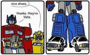 Transformers Meme - dopl3r com memes nice shoes thanks they re vans transformers