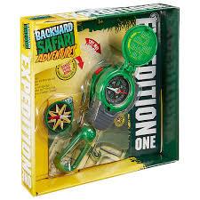 Backyard Items Amazon Com Backyard Safari Expedition One Toys U0026 Games