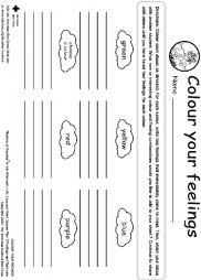 the child resilience programme worksheets resource centre
