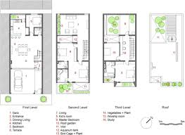 architects floor plans minimalist home no47 house by h u0026p architects keribrownhomes