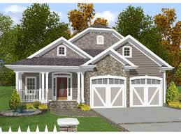 Room Over Garage Design Ideas Homey Ideas 5 Front View Of A Colonial House Plans Dormers Bonus