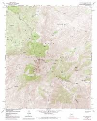 Arizona Road Map by Four Peaks Topographic Map Az Usgs Topo Quad 33111f3