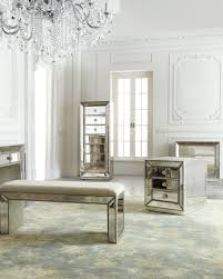 Mirrored Tables Shilo Mirrored Side Table