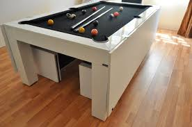 pool table combo set modern and elegant pool table dining table combo cole papers design