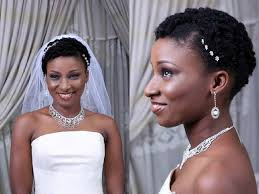 low cuts with natural hair wedding hairstyles for the naturalista fashion nigeria