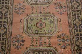 light pink wool rug light pink 5x11 oushak anatolian turkish oriental area rug wool carpet