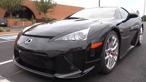 lexus dealers brisbane lexus lfa exotic car tour youtube