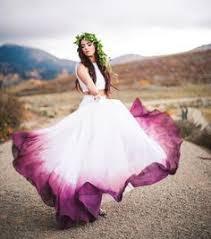ombré wedding dress esses vestidos de casamento dip dye degradê conquistaram a