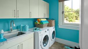 what color would you paint this tiny laundry room gbcn