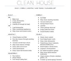 how to clean a house spring and everyday cleaning u2013 a simple charming life