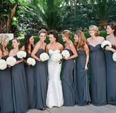 gray bridesmaid dress is it okay to gray bridesmaid dresses for a summer wedding
