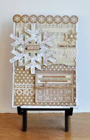 Winter Home Decor Blessed Scrapper Simple Stories Winter Wonderland Home Decor