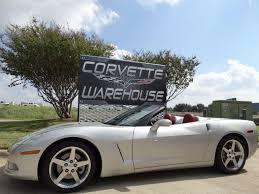2006 corvette convertible 2006 chevrolet corvette convertible 3lt nav auto polished