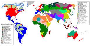 carte monde noir et blanc dialecte carte