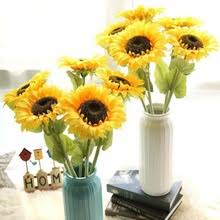 wedding flowers prices compare prices on sunflowers wedding bouquet online shopping buy