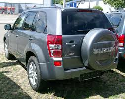 2007 suzuki grand vitara information and photos zombiedrive