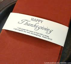 scriptures of thanksgiving and praise thanksgiving printable napkin wrap celebrate every day with me