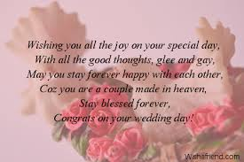 happy wedding message wishing you happy wedding greetings card thoughts sayings images