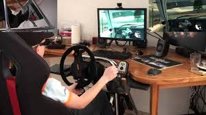 diy simulator seat youtube
