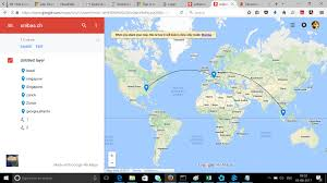 Correct World Map by Traceroute Servers Example Imad Discussion Forum
