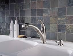 home depot black friday cicero 468 sssd dst single handle pull out kitchen faucet with soap