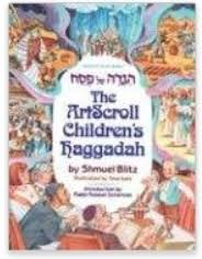 artscroll children s haggadah the artscroll children s haggadah lowest price since 2013