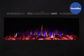 Recessed Electric Fireplace 80025 Sideline In Wall Recessed Electric Fireplace Review