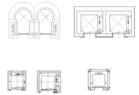 Stair Cad Block by Free Lift Block 1 Free Cad Blocks U0026 Drawings Download Center