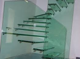Glass Stair Handrail Glass Stairs Staircase123
