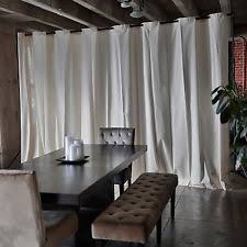 7ft Room Divider by Ivory Screens And Room Dividers Ebay