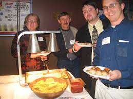 chamber of commerce holiday social photo album locally grown