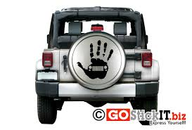 tire cover jeep wrangler jeep wrangler jk wave tire cover vinyl decal