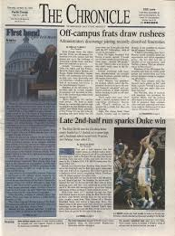april 1 2004 by duke chronicle print archives issuu