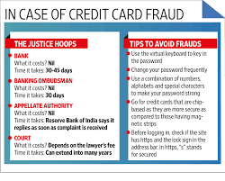 Sle Credit Card Charge Dispute Letter are you a credit card fraud victim livemint
