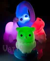 pictures of night lights kinderglo portable night lights rechargeable color changing night
