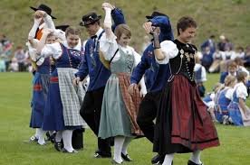 folk in central switzerland living traditions