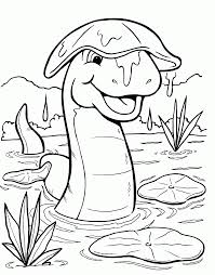 lily pad flower coloring pages coloring home