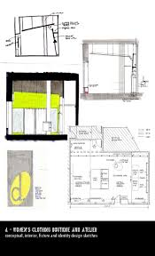 Clothing Boutique Floor Plans by Work Samples By Dustin Dis At Coroflot Com