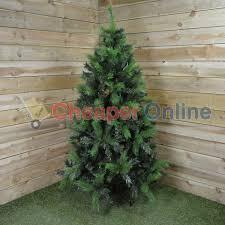 4ft artificial christmas tree simple nobilis fir blue ft