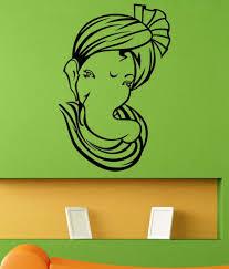 trends on wall black pvc ganesh ji wall sticker buy trends on trends on wall black pvc ganesh ji wall sticker