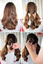 hairstyles with steps cute hairstyle steps hair