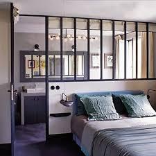 verriere chambre une suite parentale moderne avec verrière atelier ères