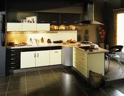 cuisine couleur wengé ambiance cuisine meubles contarin