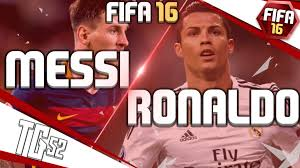 fifa 16 messi tattoo xbox 360 fifa 16 cristiano ronaldo vs lionel messi free kicks youtube