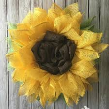 sunflowers decorations home sunflower home decor etsy
