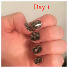 jamberry nails wrap review messy kennedy