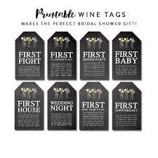 Cute Wedding Shower Gift Ideas Best 25 Wine Bridal Shower Presents Ideas On Pinterest Wine