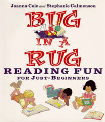 bug in a rug reading fun for just beginners by joanna cole