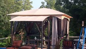 Walmart Bbq Canopy by Pergola Stunning Gazebo Hard Top Gazebo More Beautiful Gazebo