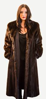 1980 s hudson bay vintage so rich mahogany mink full length fur